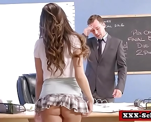 The make-up exam (nina north & jessy jones) vid-01