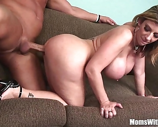 Milf golden-haired sarah jay soft biggest milk cans drilled